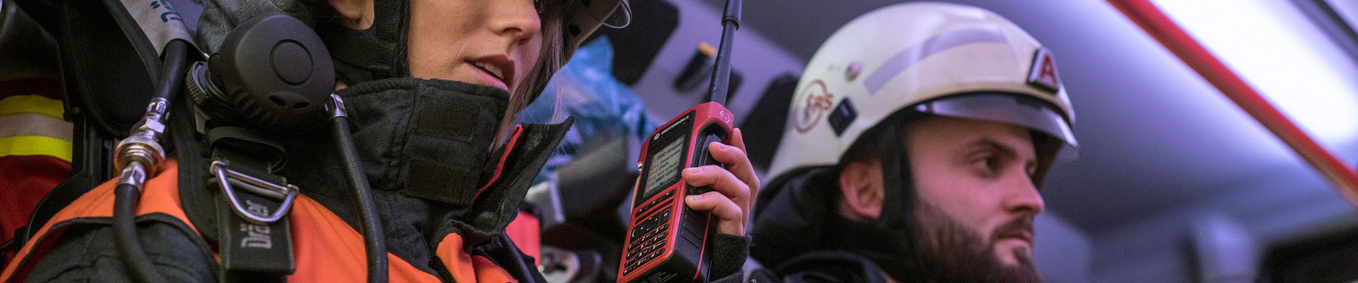 Motorola TETRA