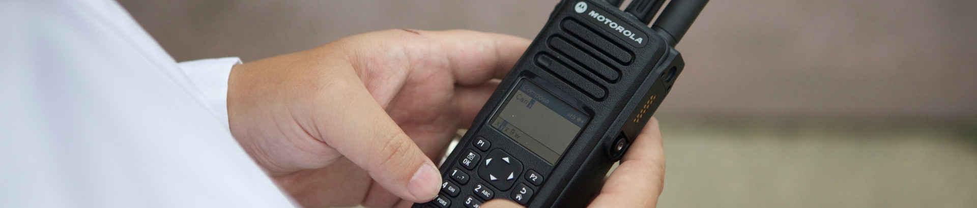 Rádios Digitais Motorola