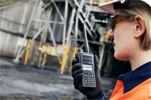 Rádios digitais Motorola Solutions