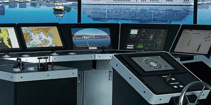 Simuladores Marítimos