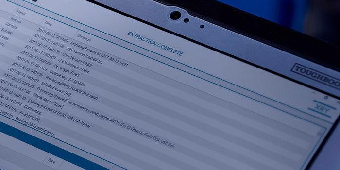 XRY AnáliseForense - mobile